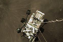 Łazik Perseverance przesłał nowe zdjęcia z Marsa. Wyraźna fotografia