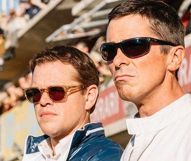 """Ford v Ferrari"": Szalone kino amerykańskiej precyzji godne supersamochodu Forda"