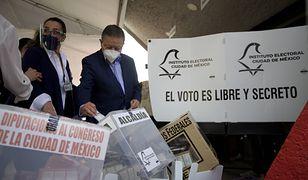 Wybory w Meksyku. Do lokalu wyborczego wrzucono odciętą głową