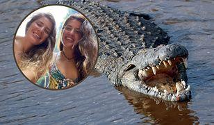 Meksyk. Walczyła z krokodylem gołymi rękami. Zwierzę prawie zabiło ją i jej siostrę bliźniaczkę