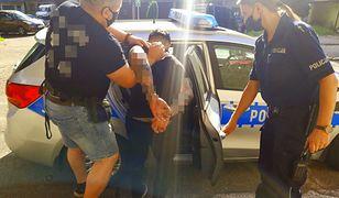 Opolskie. 21-latkowie pobili kierowcę i ukradli pieniądze