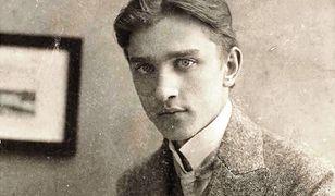 Stefan Banach w 1919 r. w wieku 27 lat