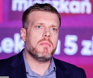 Lider Partii Razem Adrian Zandberg (zdj. arch.)