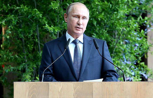 Konflikt na Ukrainie. Władimir Putin: nie ma innego rozwiązania niż pokój