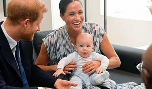 Syn Meghan i Harry'ego już ma potrzeby i wymagania. Ostatnią wyprawę dostosowano pod Archiego