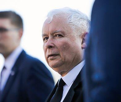 """Zaledwie 18 proc. badanych oceniło stan Jarosława Kaczyńskiego jako """"zdrowy"""""""