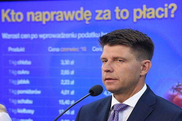 Nowoczesna wystawi własnego kandydata na prezydenta Warszawy