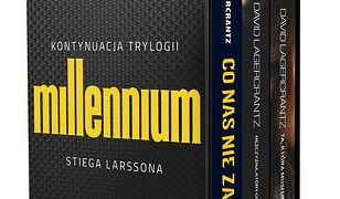 Pakiet Millennium David Lagercrantz