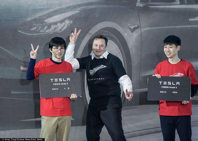 Elon Musk zaprosi wybrańców na imprezę w swoim domu.