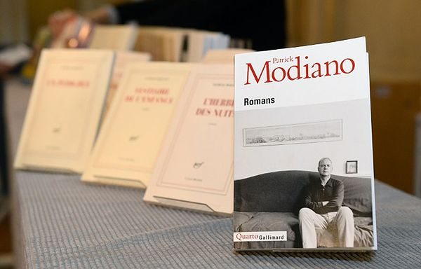 Patrick Modiano laureatem literackiego Nobla