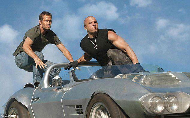 #dziejesiewkulturze: Vin Diesel chce ożywić Paula Walkera