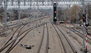 Utrudnienia na linii kolejowej Warszawa-Siedlce