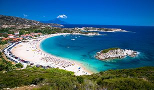 Rajskie plaże i lazurowa woda, czego więcej potrzeba