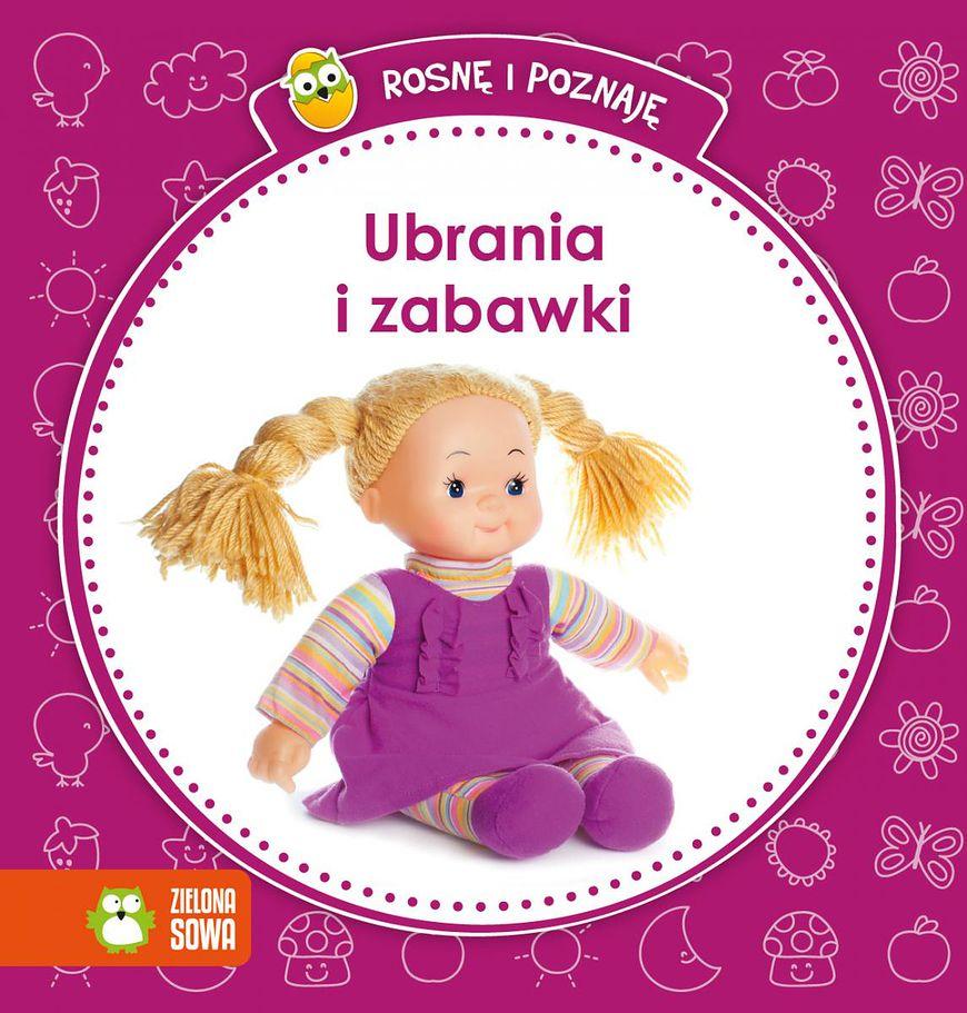 """Ubrania i zabawki"""