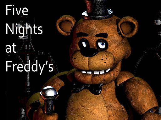 Five Nights at Freddy's to survivalowy horror, którym musimy przetrwać pięć nocy, nie dając się zamordować mechanicznym maskotkom z restauracji