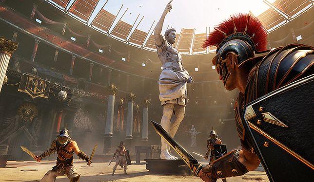 Gra akcji Ryse: Son of Rome, jak wskazuje nazwa, rozgrywa się w Rzymie