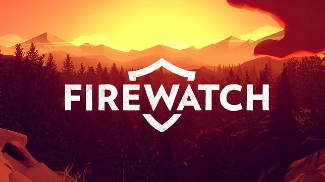 Screen z gry Firewatch