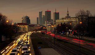 Pogoda w Warszawie we wtorek 20 kwietnia. Czeka nas burza z deszczem