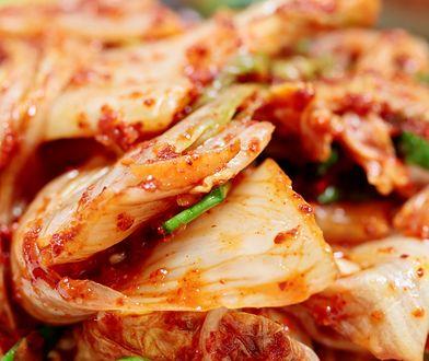 Kimchi - koreański przysmak