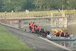 Dramat w Kowarach. 15-latek utonął w zbiorniku retencyjnym