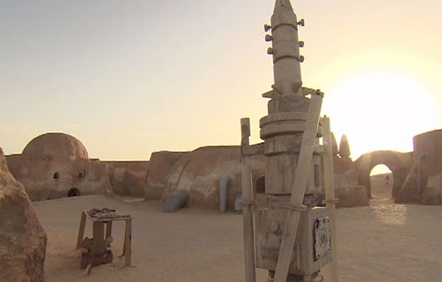 """Dżihadyści przejęli filmowe Tatooine z """"Gwiezdnych Wojen"""""""