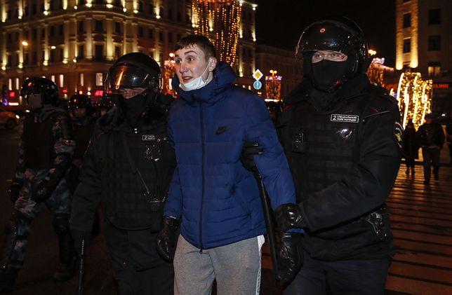 Nawalny skazany. Moskwa jak oblężona twierdza