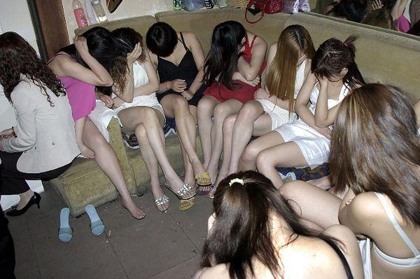 """Chiny: operacja policyjna przeciwko prostytucji w """"mieście grzechu"""""""