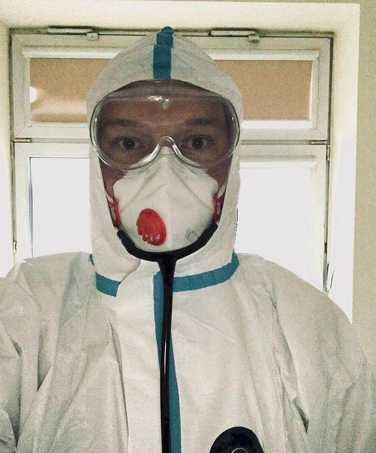 Koronawirus w Polsce. Lekarz pracował zaledwie kilka dni w szpitalnym oddziale ratunkowym. Zaraził się COVID-19