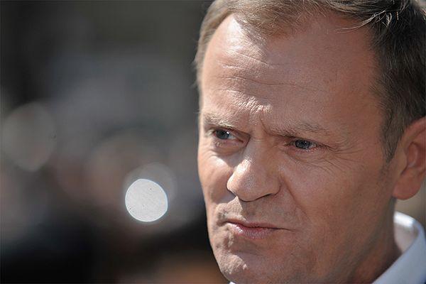 Premier Donald Tusk: dobrze, że prokuratura wykluczyła podejrzenie eksplozji Tu-154