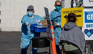 """Koronawirus. Niepokojące doniesienia z USA. """"Kalifornia doświadcza najmroczniejszych dni pandemii"""""""