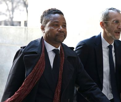 22 stycznia Cuba Gooding Jr. spóźnił się do sądu, gdy miała być wyznaczona data pierwszej rozprawy