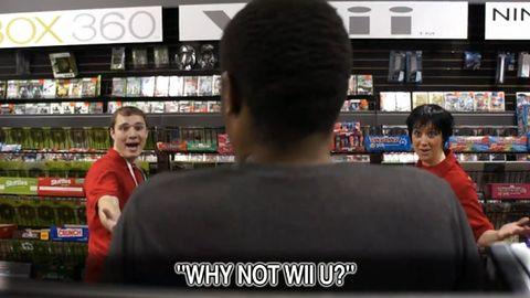 Poranna piosenka: Czemu by nie Wii U?