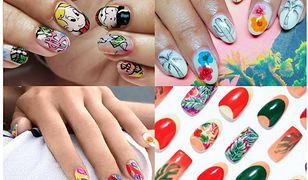 Gama kolorów lakierów do paznokci na lato jest szeroka
