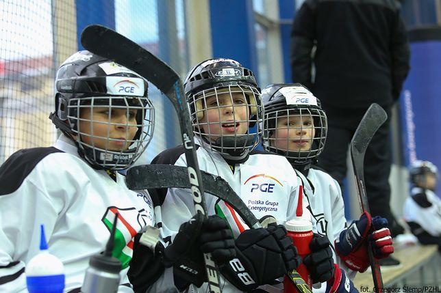 PGE Turniej Juniorów Hokeja dla Niedźwiadków Sanok