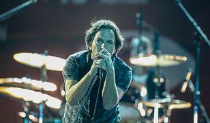 Wokalista Pearl Jam wyraził wsparcie dla polskich kobiet.