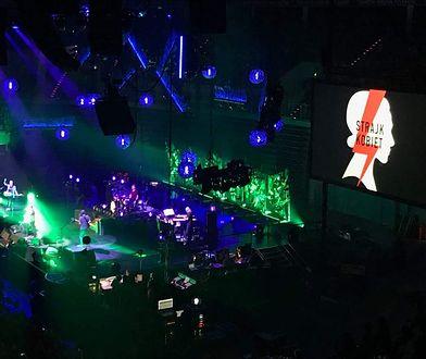 Zespół Pearl Jam okazał wsparcie polskim kobietom na koncercie w Krakowie