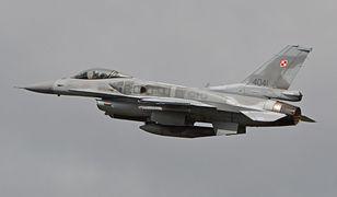 Polacy już po raz  drugi będą patrolować bałtyckie niebo na F-16