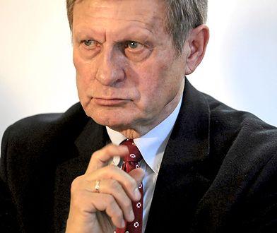 """Leszek Balcerowicz krytycznie o polityce PiS-u: """"Potop zacznie się stopniowo po wyborach"""""""