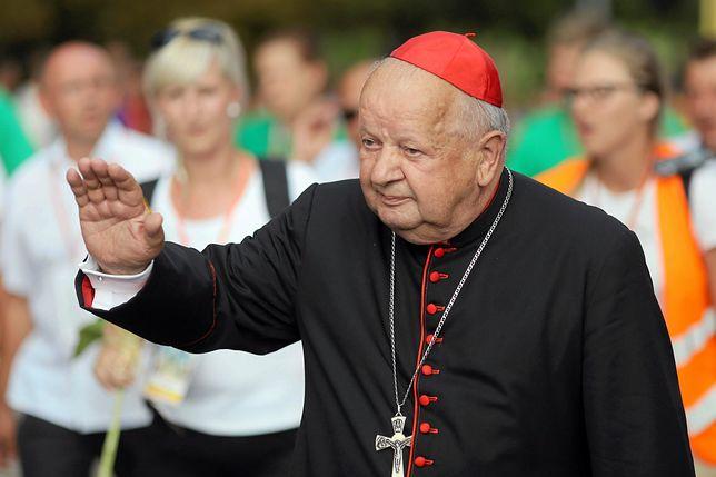 Stanisław Dziwisz był bliskim współpracownikiem Jana Pawła II