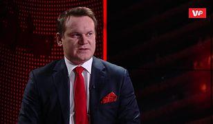 Wyborczy Grill. Dominik Tarczyński komentuje kpiny Broniarza