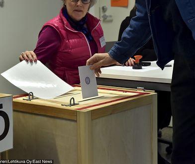 Wybory parlamentarne w Finlandii