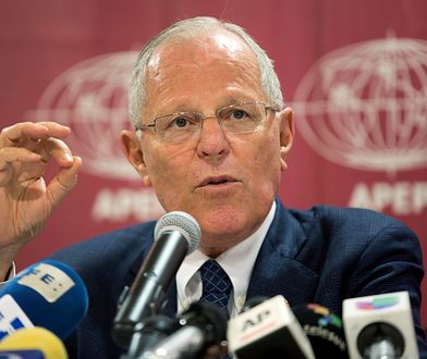 Prezydenta Peru zastąpi Martin Vizcarra