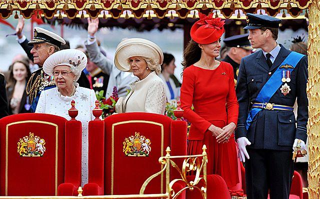 Wpadka księżnej Kate - zobacz zdjęcia