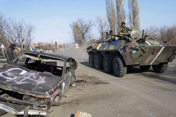 Coraz więcej rosyjskich wojsk na Ukrainie