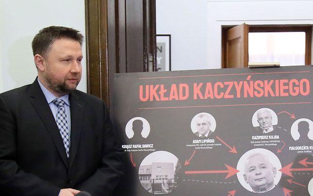 Marcin Kierwiński chce, aby sąd wezwał Jarosława Kaczyńskiego na świadka