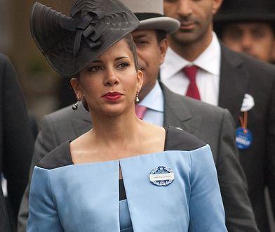 Księżniczka Haya będzie walczyć z mężem o córki.