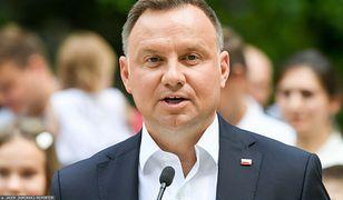 Prezydent Andrzej Duda podpisze projekt zmiany Konstytucji