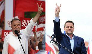 Najnowszy sondaż prezydencki WP. Na kogo zagłosują wyborcy kandydatów z I tury?