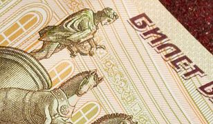 Tani rubel utopi rosyjską gospodarkę