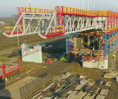 Południowa Obwodnica Warszawy już w budowie. Otwarcie za dwa lata